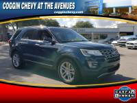 Pre-Owned 2017 Ford Explorer Limited Limited FWD in Jacksonville FL