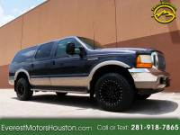 2001 Ford Excursion Limited 4WD 3RD ROW 7.3L DIESEL