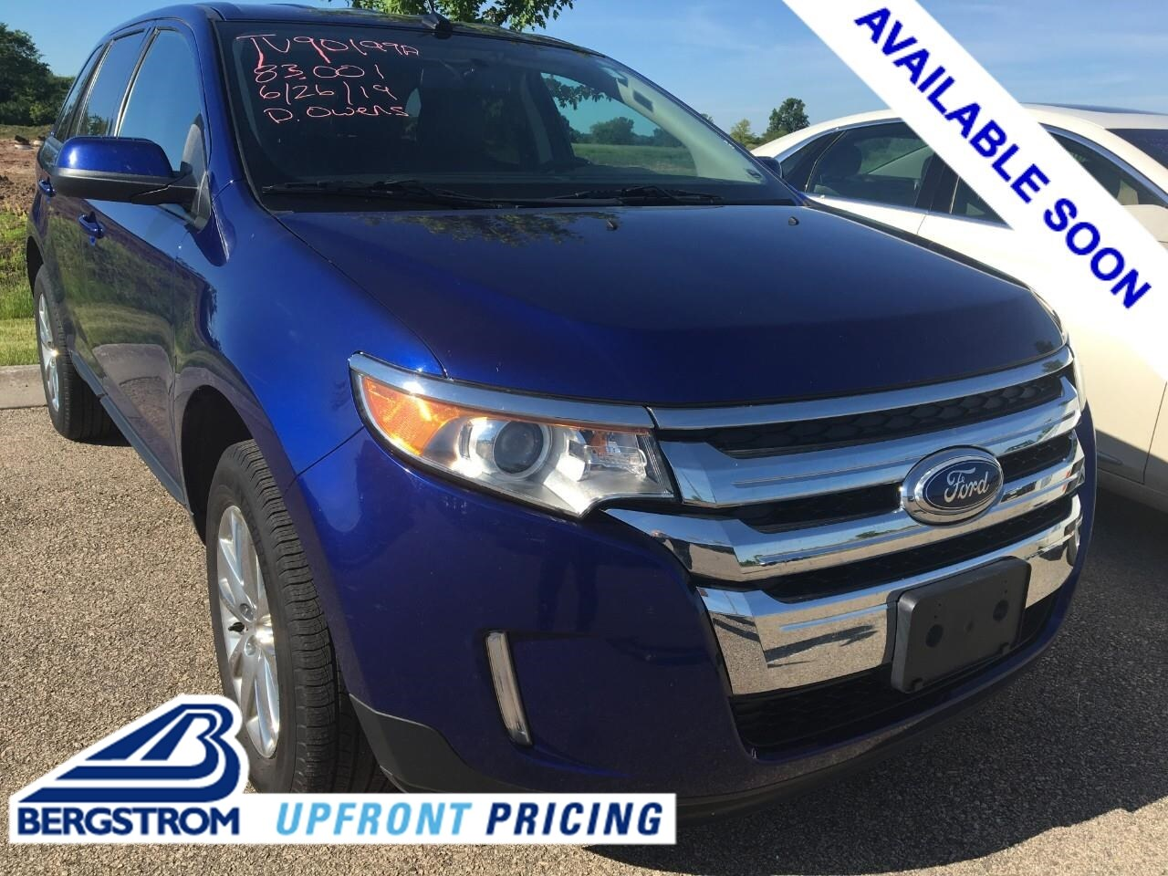 Photo Used 2013 Ford Edge 4dr SEL AWD For Sale in Oshkosh, WI