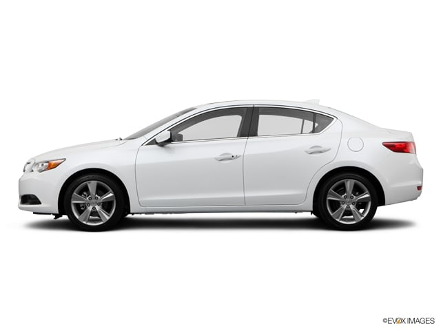 Photo Pre-Owned 2014 Acura ILX ILX 5-Speed Automatic with Technology Package Sedan in Greenville SC