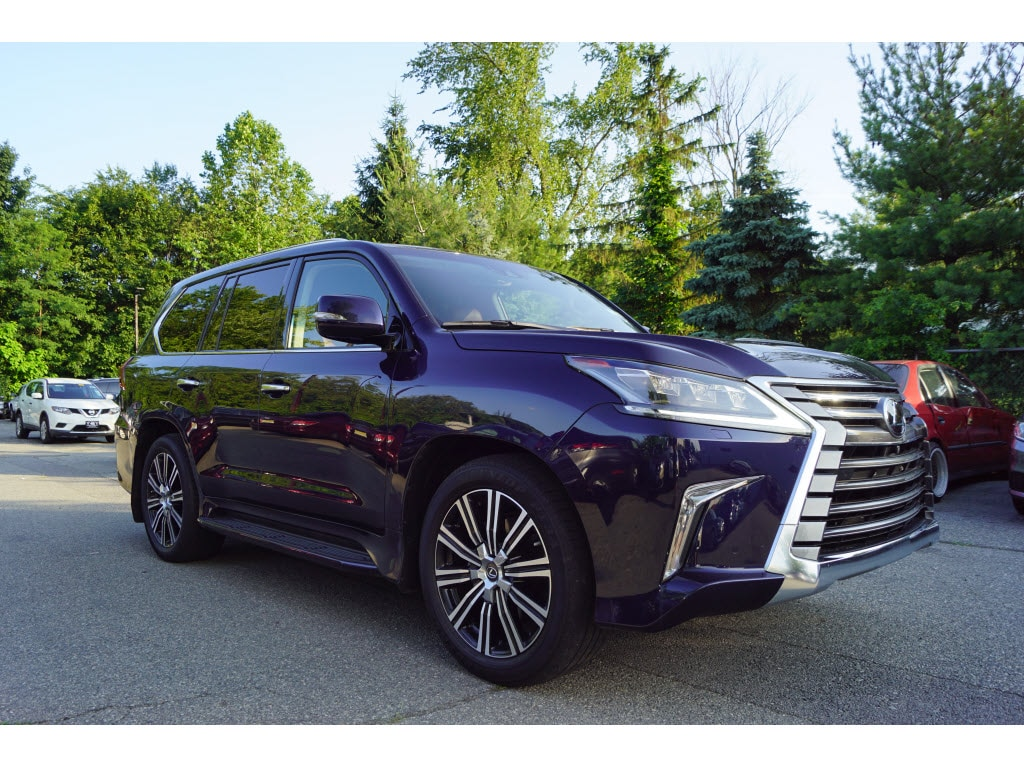 Photo Used 2018 LEXUS LX 570 Three-Row SUV for sale in Totowa NJ