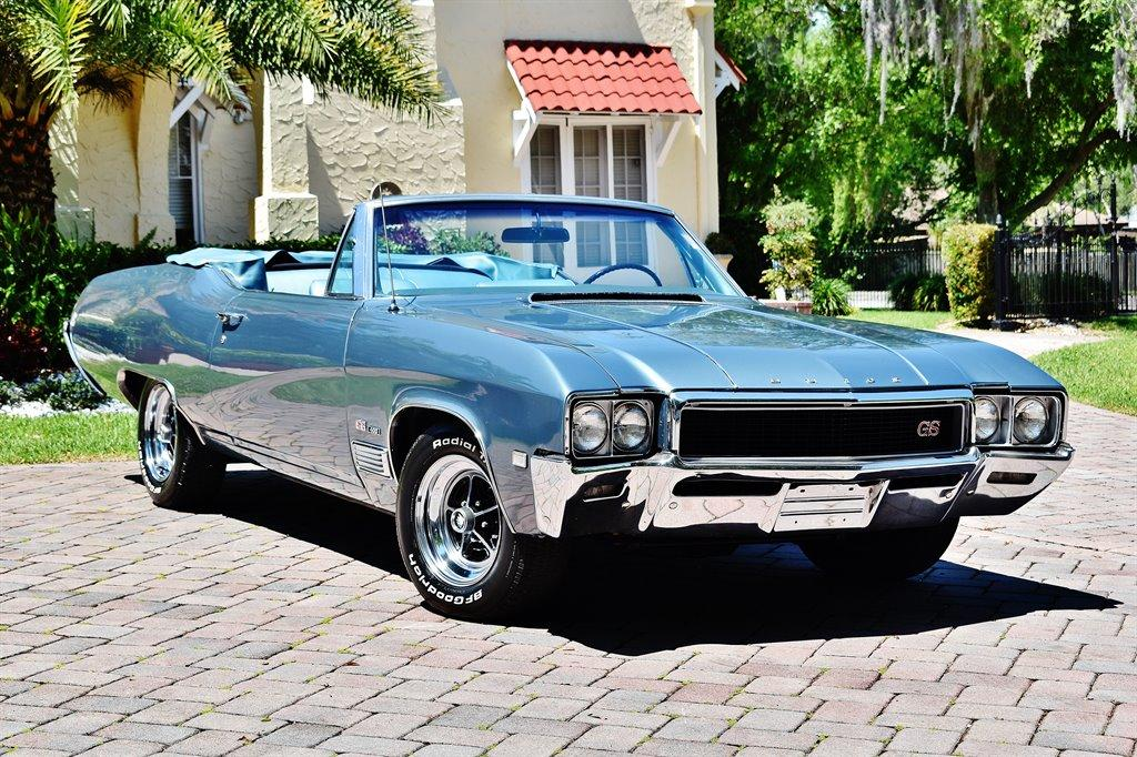 Photo 1968 Buick GS 400