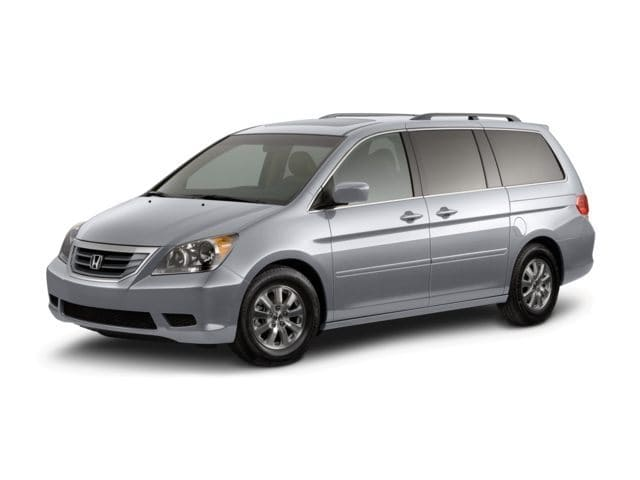 Photo Used 2010 Honda Odyssey For Sale at Moon Auto Group  VIN 5FNRL3H76AB109308