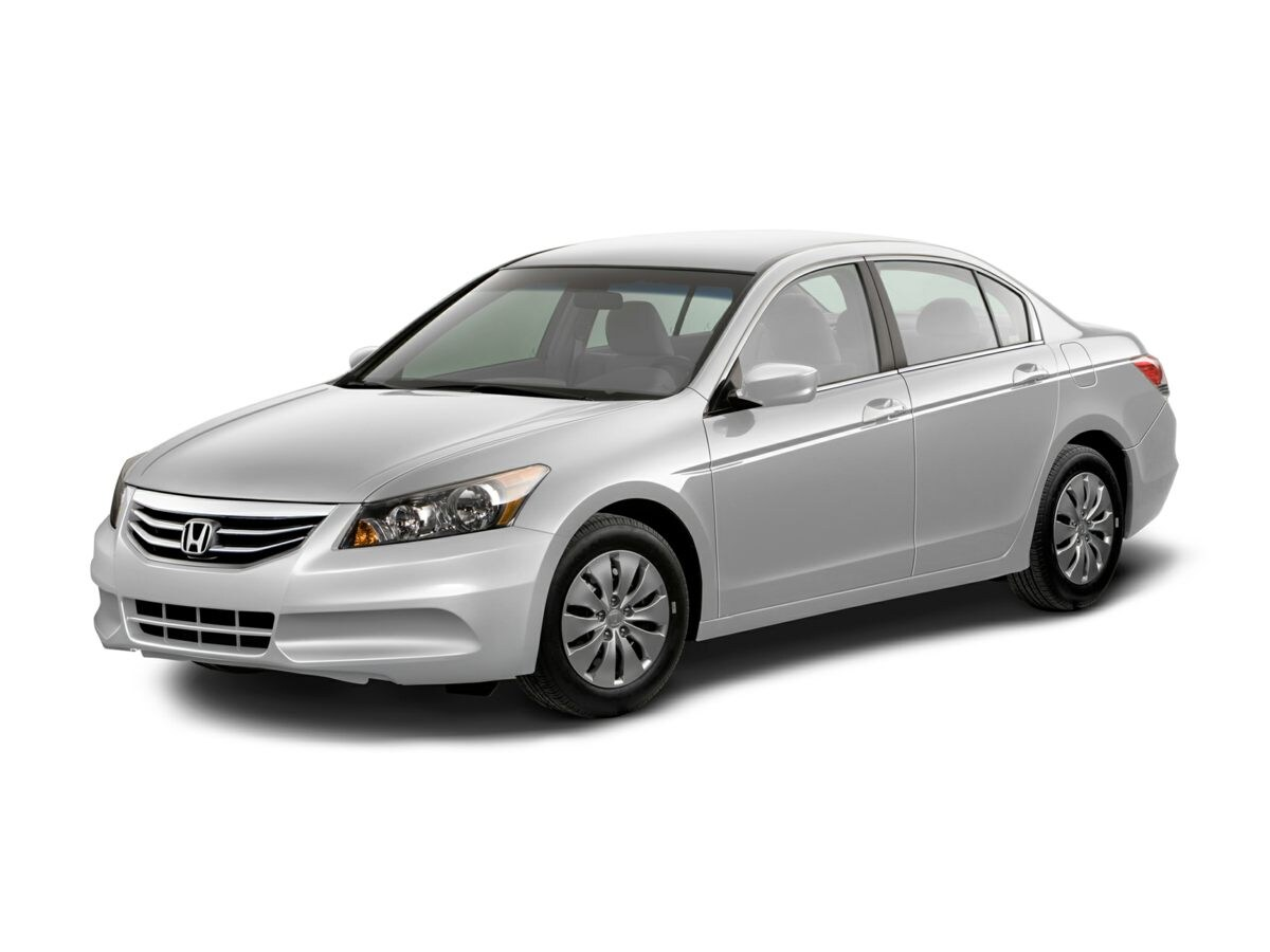 Photo Used 2012 Honda Accord 2.4 LX for Sale in Tacoma, near Auburn WA