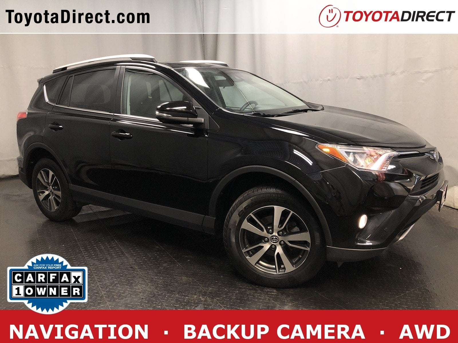 Photo 2016 Toyota RAV4 XLE SUV All-wheel Drive