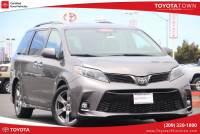 2018 Toyota Sienna Passenger SE
