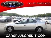 2003 Dodge Neon 4dr Sdn SXT