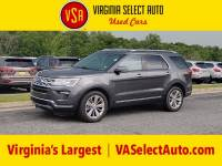 Used 2019 Ford Explorer Limited SUV for sale in Amherst, VA