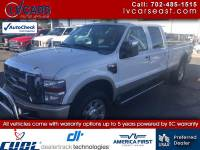 2010 Ford F-350 SD King Ranch Crew Cab Long Bed DRW 4WD