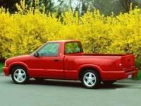 Used 1996 GMC Sonoma For Sale at Jim Johnson Hyundai | VIN: 1GTCS14X6T8536400