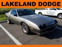Pre-Owned 1983 Chevrolet Camaro Base