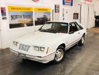1984 Ford Mustang -20th Anniversary Edition-One Owner-Rare-Clean Auto Check Report-SEE VIDEO-