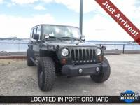 Used 2011 Jeep Wrangler Unlimited Sport for Sale in Tacoma, near Auburn WA