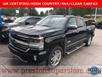 Used 2016 Chevrolet Silverado 1500 High Country Truck in Burton, OH