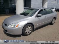 Used 2003 Honda Accord 2.4 LX w/PZEV For Sale Norman, OK
