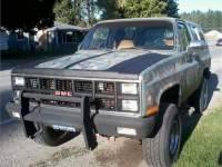 1982 GMC Jimmy 4x4