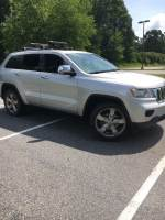 Pre-Owned 2013 Jeep Grand Cherokee Overland SUV