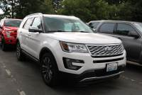 2017 Ford Explorer Platinum 4WD near Seattle