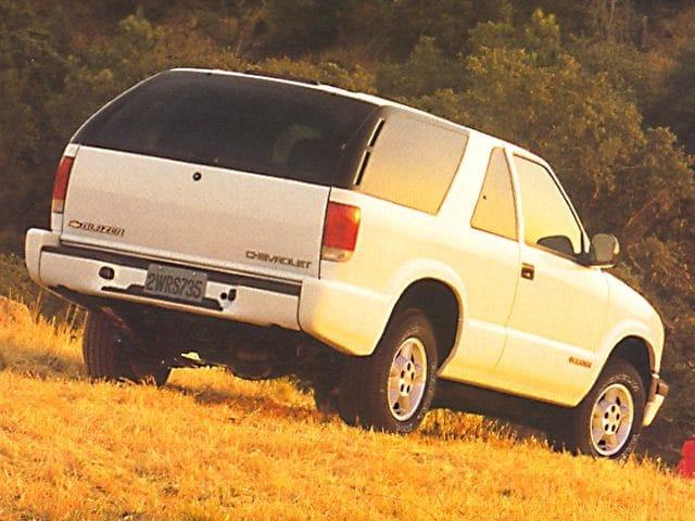 Photo Used 1998 Chevrolet Blazer LS for sale in Flagstaff, AZ