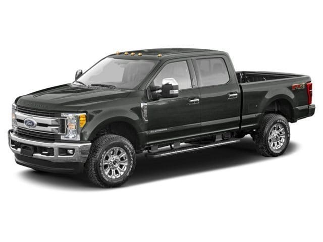 Photo Used 2017 Ford F-250SD Lariat Truck For Sale in Asheville, NC