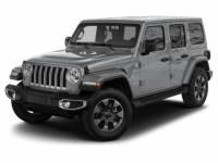 Used 2018 Jeep Wrangler Unlimited All New Sahara Sport Utility 4D SUV in Walnut Creek CA