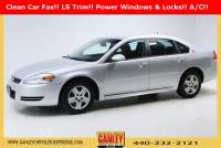 Used 2009 Chevrolet Impala LS Sedan For Sale in Bedford, OH