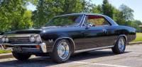 1967 Chevrolet Chevelle -REAL SS 138 VIN 396