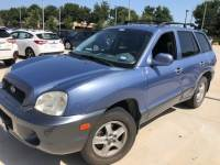 Used 2002 Hyundai Santa Fe GLS For Sale Grapevine, TX