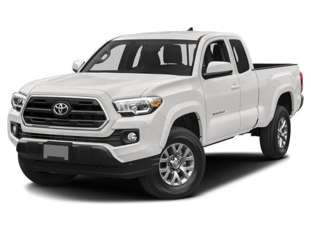 Photo Used 2017 Toyota Tacoma TRD SPORT W NAVIGATION  SNOW PLOW PACKAGE CC