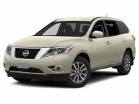 Used 2015 Nissan Pathfinder Platinum in Salem