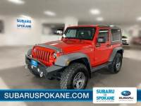 Used 2011 Jeep Wrangler 4WD 2dr Sport in Spokane