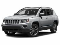 Certified Pre-Owned 2016 Jeep Compass Latitude FWD SUV For Sale Toledo, OH