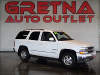 2003 Chevrolet Tahoe LT AUTO 5.3L V8 4X4 MOONROOF HEATED LEATHER BOSE