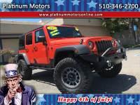 2015 Jeep Wrangler ~ L@@K ~ One Owner ~ Many Xtras ~ Hemi Orange Pea