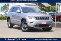 2018 Jeep Grand Cherokee Limited 4x4 SUV - Certified Used Car Dealer Serving Sacramento, Roseville, Rocklin & Citrus Heights CA
