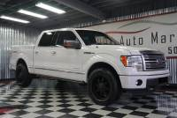 2012 Ford F-150 Platinum SuperCrew 4X4