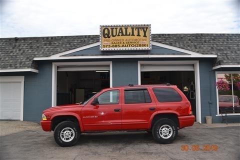 Photo 1999 Dodge Durango 4dr 4WD