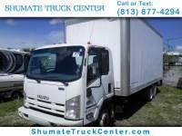 2013 Isuzu NPR 20 FT. Box Truck