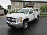 Used 2008 Chevrolet 2500HD Service Utility Truck