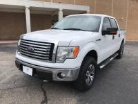 2011 Ford F-150 4WD Supercrew 145 XLT Crew Cab Pickup for Sale in Mt. Pleasant, Texas