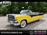 1955 Ford Fairlane Sunliner Convertible