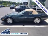 1991 Chevrolet Corvette 2dr Convertible car