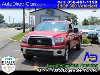 2012 Toyota Tundra 4WD Truck Double Cab LB 5.7L V8 6-Spd AT (Natl)