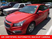 Used 2016 Chevrolet Cruze Limited 1LT Sedan in Burton, OH