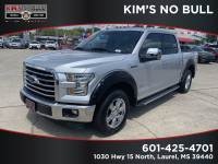 Used 2016 Ford F-150 XLT Truck SuperCrew Cab for sale in Laurel, MS