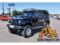 Used 2015 Jeep Wrangler Unlimited Sahara SUV V6 24V VVT in Clovis, NM