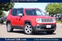 2016 Jeep Renegade Limited FWD SUV - Certified Used Car Dealer Serving Sacramento, Roseville, Rocklin & Citrus Heights CA