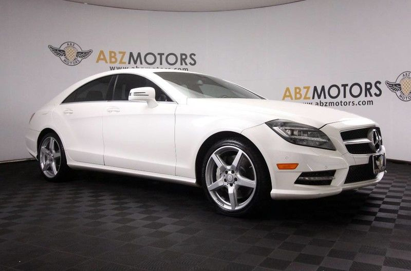 Photo 2014 Mercedes-Benz CLS-Class CLS 550 AMG,AC Seats,Blind Spot,Camera,Nav