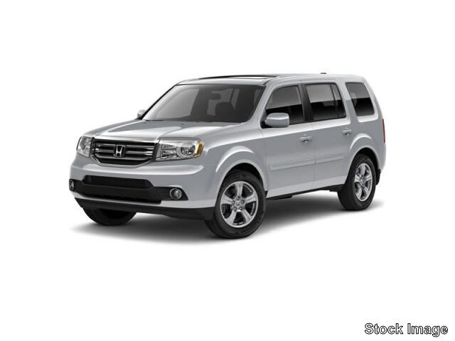 Photo Used 2013 Honda Pilot EX-L 4WD SUV 4x4 in Cockeysville, MD