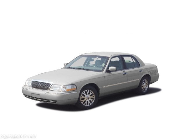 Photo Pre-Owned 2003 Mercury Grand Marquis LS Sedan For Sale in Raleigh NC